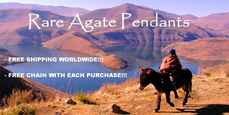 """""""Authentically African"""" and Handmade with LOVE from Lesotho, Southern Africa."""