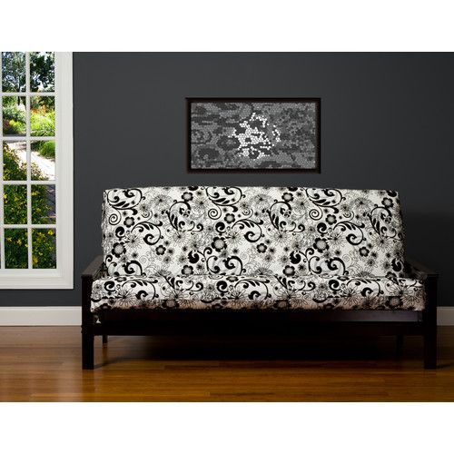 #Wayfair - Efflorescence Full Futon Slipcover