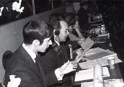 CFDA 68, Hockey Pee Wee,  en direct de Quebec avec Claude Boisclair et Feu Gilbert Foucault