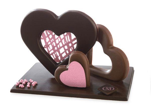 Liefdevolle Chocoladekunst