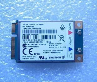 SSEA F5521GW 21Mbps Wireless card 3G module FRU 60Y3255 for ThinkPad IBM lenovo X220 T520 W520 T420