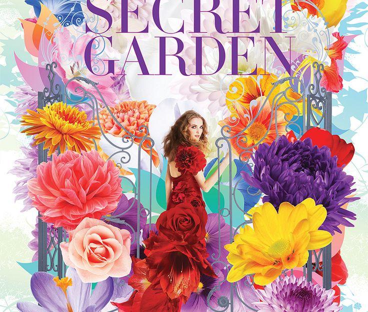 71 Best Design Secret Garden Theme Invite Images On Pinterest
