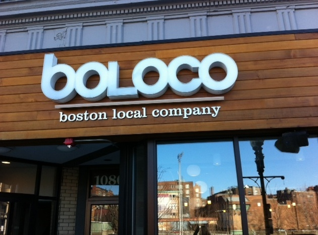 Food Places Near  Summer St Boston Ma