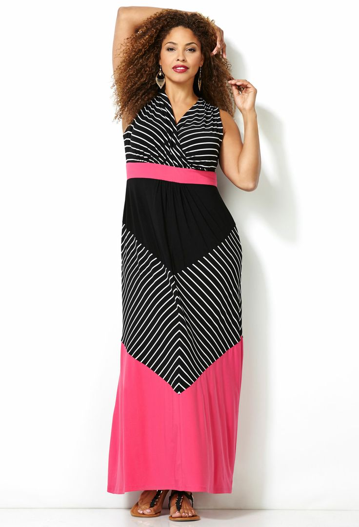 Best 10+ Plus size maxi dresses ideas on Pinterest | Plus size ...
