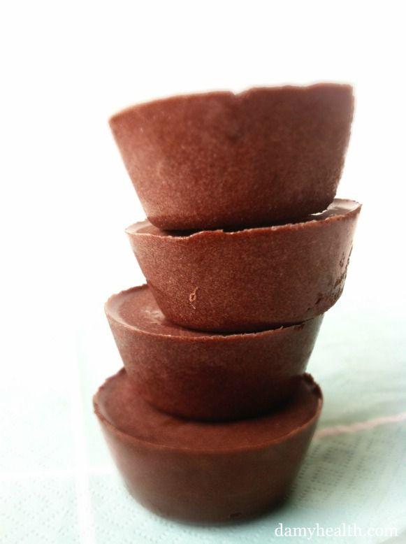 Raw Vegan Chocolates Coconut Oil