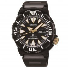 Seiko Gents S/Steel Prospex Automatic Watch SRP583K1