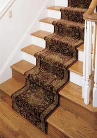 Captivating I Like This Classic Stair Runner.
