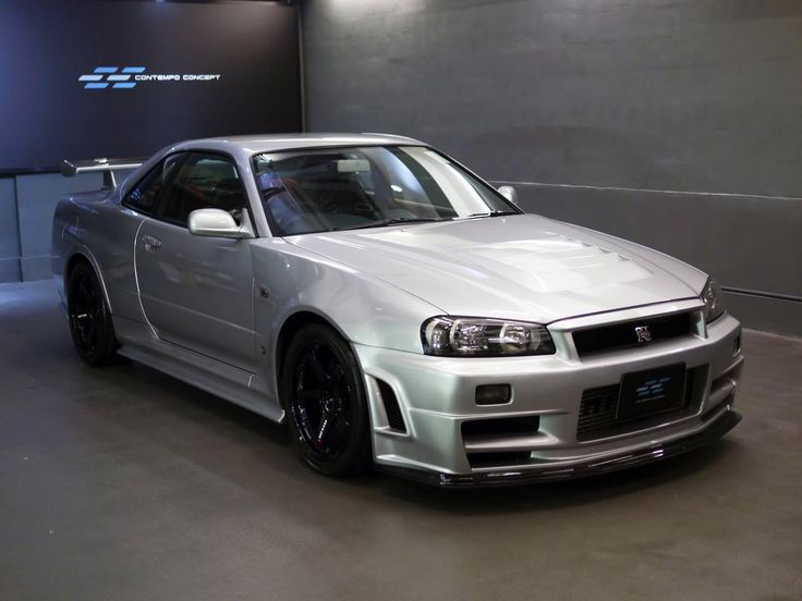 Z tune R-34. Quite a story and site:  http://www.pistonheads.com/regulars/ph-spottedykywt/nissan-skyline-gt-r-r34-nismo-z-tune-spotted/35154  http://www.nismo.co.jp/Z-tune/