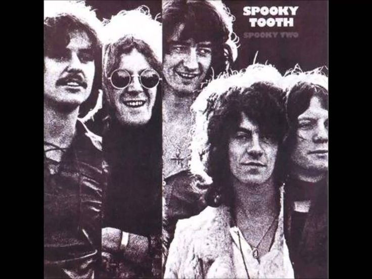 """I've Got Enough Heartaches""  Spooky Tooth"