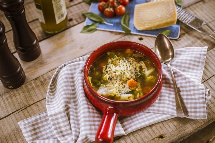 Így készül az olasz minestrone! • Fördős Zé Magazin