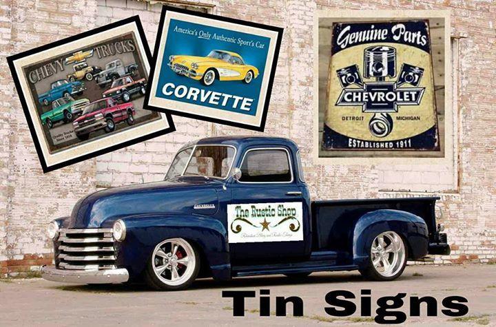 Automobile Signs!