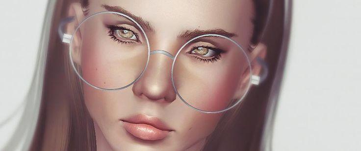 Sims 3 Round Glasses Cinemas 93
