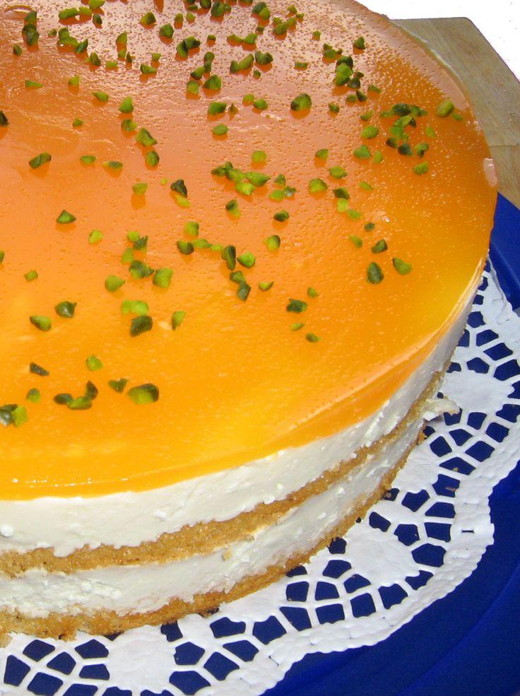Multivitamin-Torte mit Fruchtspiegel von www.Landhaus-rezepte.de