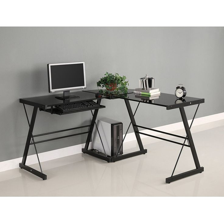 Glass Corner Desks Best Sit Stand Desk Check More At