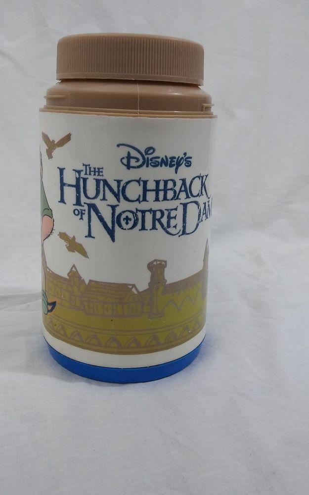 #hunchbackofnotredameDisney Hunchback of Notre Dame Blue Aladdin Thermos  #Thermos #Hunchback