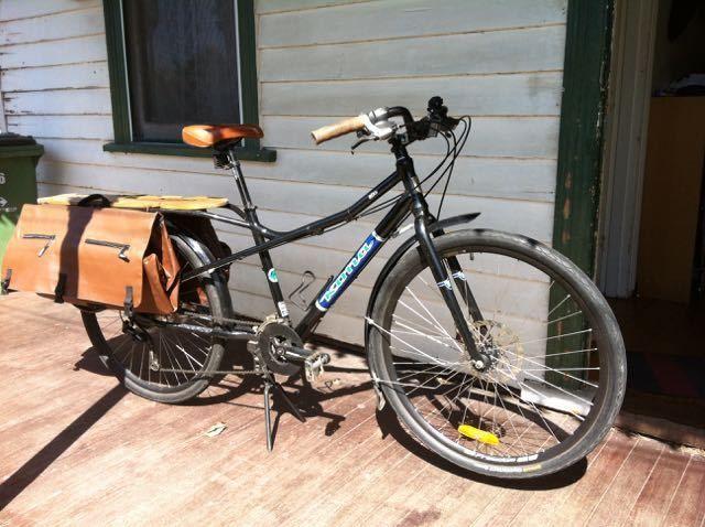 Cargo bike - Kona Ute