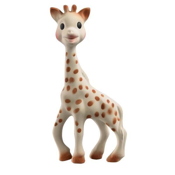 Sophie la girafe, Sansestimulerende babylegetøj