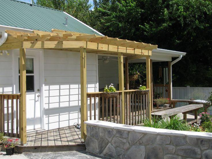 31 best front porch ideas images on Pinterest | Backyard ideas ...