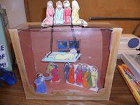 Actividad/juego: rompecabeza de rebus. Manualidades y dibujo para pintar. Lección sobre la bondad, fruto del espiritu santo. Y otros temás biblicos más.