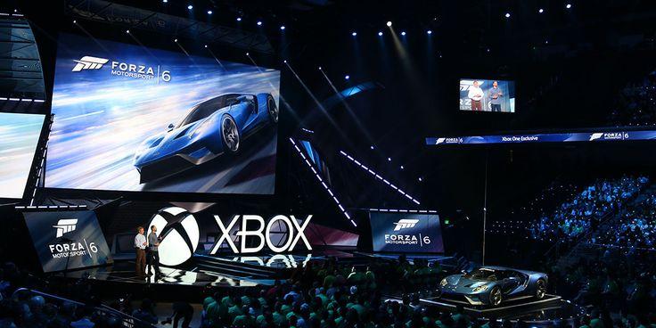 Ford GT en Forza Motorsport 6