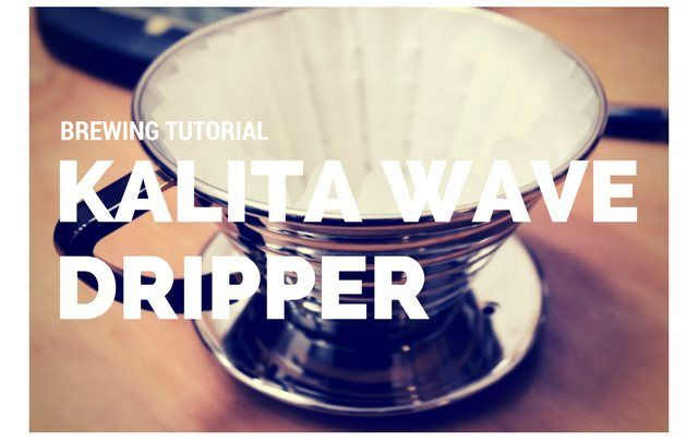 In 2013 I organized a trip for the Coffee Club of Seattle to visit the coffee scene of Olympia, Washington. While there we visited two locations of Olympia Coffee Roasting, where they were making outstanding pour-over coffee using the Kalita Wave Dripper. It was this trip that inspired me to get one for myself. Kalita …