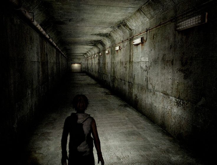 General 1503x1145 video games Silent Hill