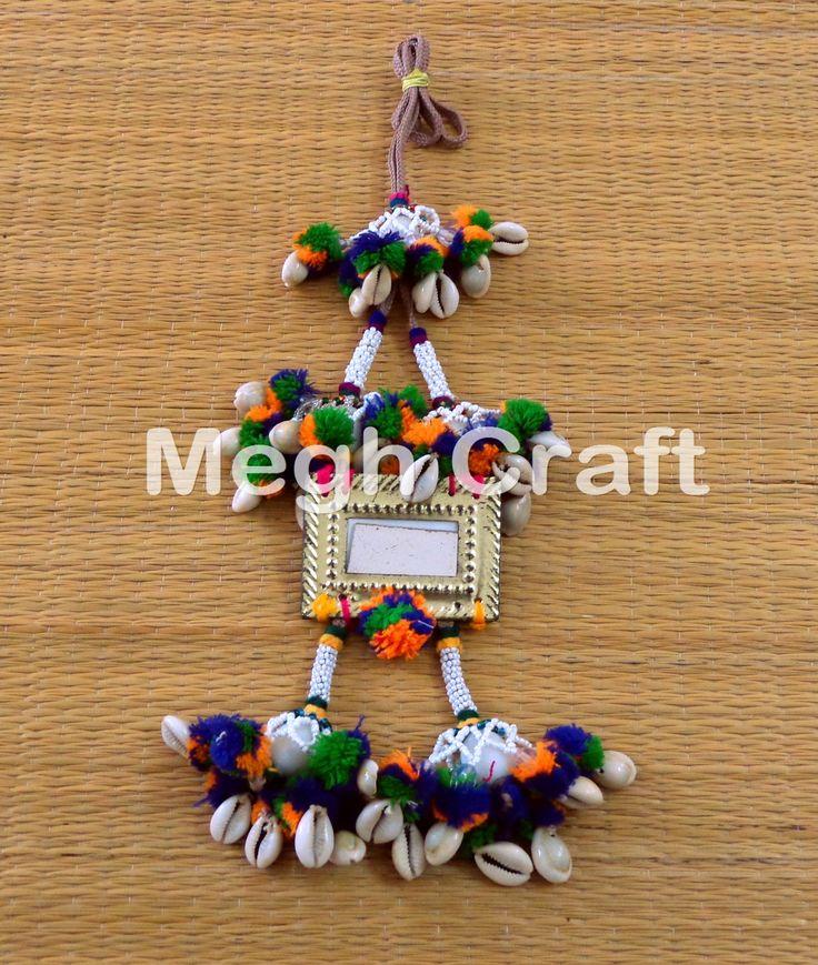 Traditional Shell Work Waist-Belts  Traditional Mirror work Waist-Belts  BY #CraftsOfGujarat #craftnfashion #meghcraft #indianethnicjewery