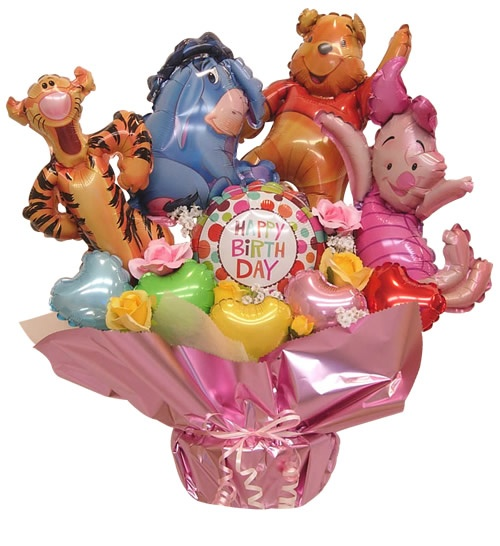 balloon bouquet#gifts#birthday