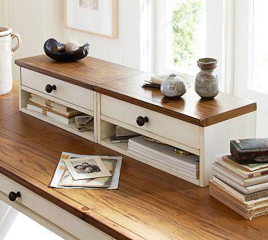 1000 Ideas About Desk Hutch On Pinterest Classic Desks