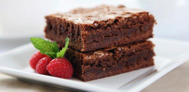 Saftiger Schoko-Kuchen mit wenig Kalorien - klickt aufs Bild und gelangt zum genialen Rezept!