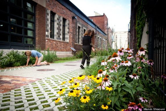 5 Urban Alley Reinventions That Are Changing The Look And Feel Of American Cities