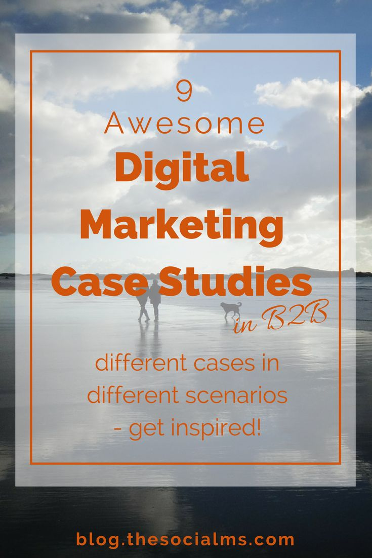 9 curated digital marketing case studies to learn from. Cases in various scenarios and different approaches. Some spectacular results! If you are looking for a case study on digital marketing you are in the right place. digital marketing campaign case study, digital marketing strategy case study, what can you learn from digital marketing case studies #digitalmarketing #digitalmarktingtips #digitalmarketingcasestudies #marketingexamples #onlinemarketing #marketingstrategy