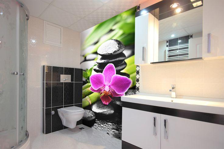 Sommige kleuren om de hele gevoel van een kamer. www.mural24.nl