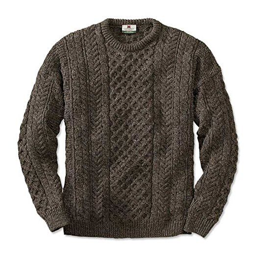 Orvis Black Sheep Irish Fisherman's Sweater / Black Sheep Irish Fisherman's Sweater, Small