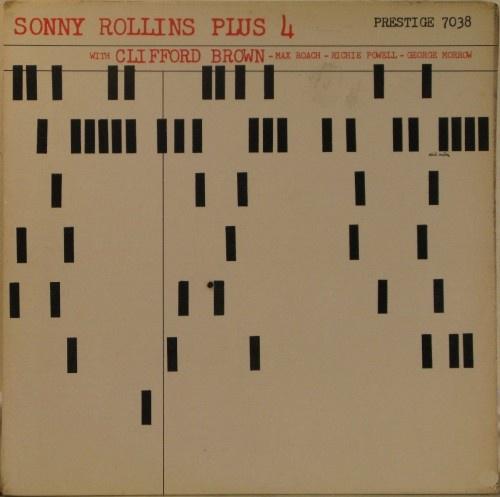 Sonny Rollins - Plus 4 (1956)