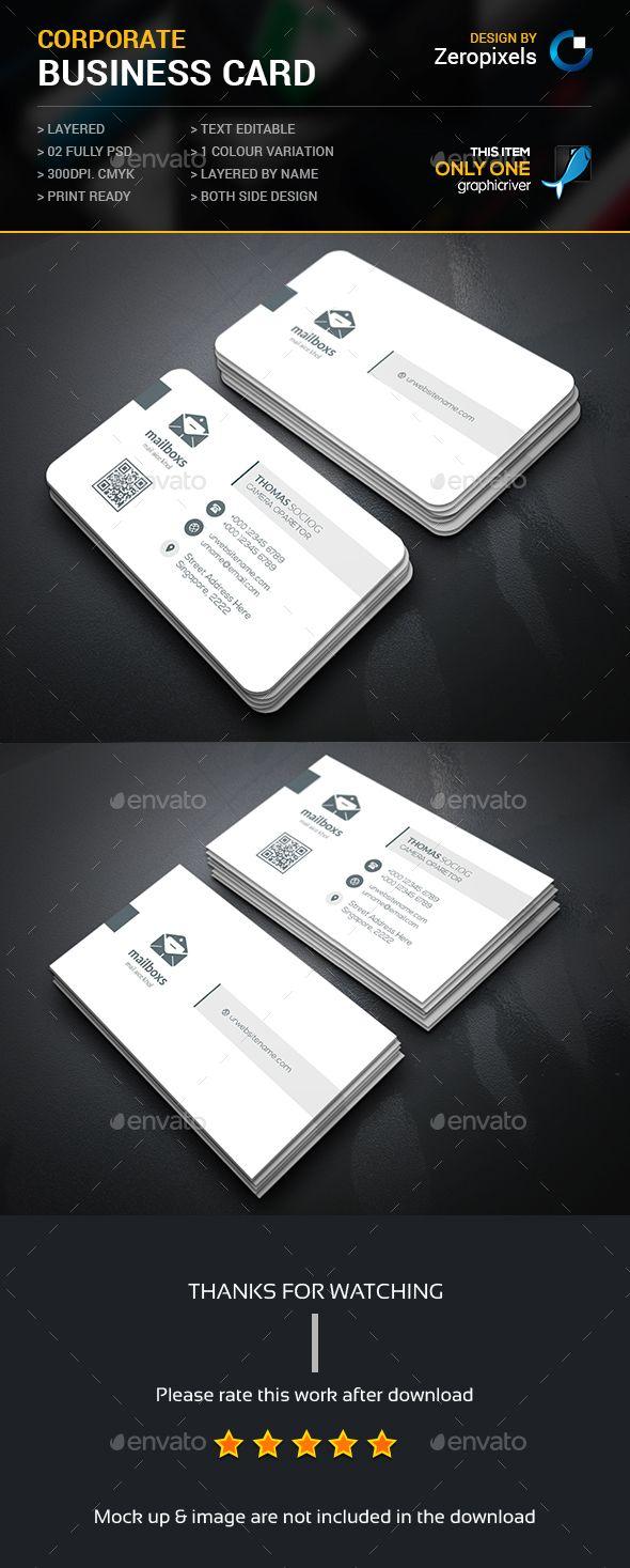 37 best Business cards images on Pinterest | Business card design ...