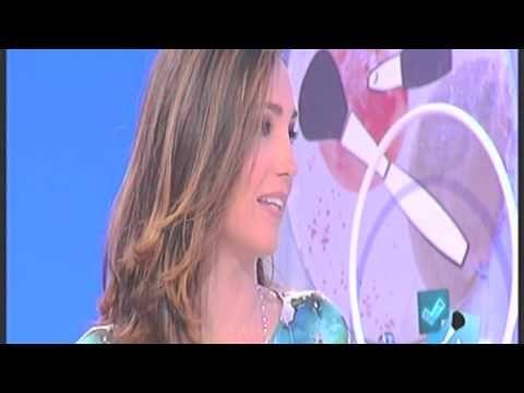 """Come ringiovanire il décolleté- Joanna Hakimova a """"Detto Fatto"""" Rai2"""