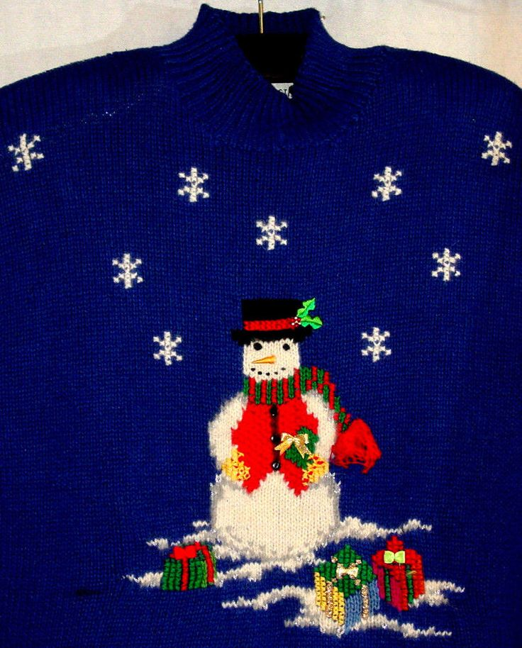 201 best Christmas Holiday Sweaters Jumpers images on Pinterest ...