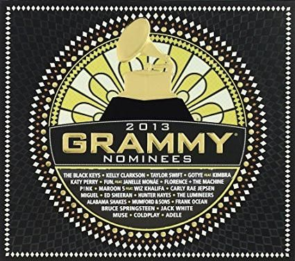 Various Artists : 2013 Grammy Nominees