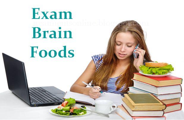Top 5 Super Brain Foods