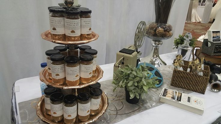 Custmized Organic and Gluten Free Wedding and Shower Favours…