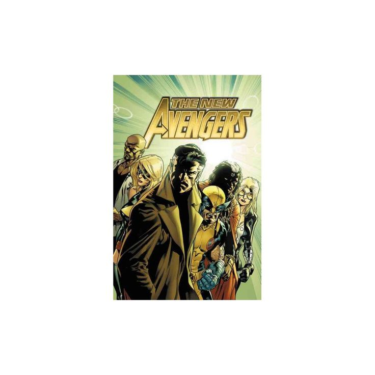 New Avengers by Brian Michael Bendis : The Complete Collection 6 (Paperback)