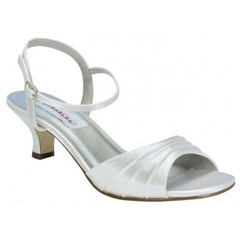 Dyeables Brielle Dyeable Wedding Shoes