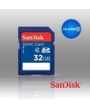 SanDisk SDHC SDB 32GB Class 4