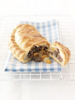 The Cornish Pasty #tasty #treats #english #food