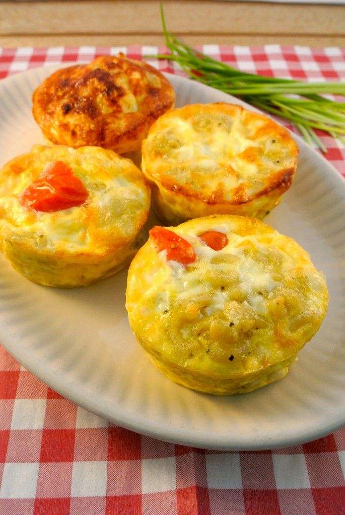 Hartige macaroni muffins - Lekker en Simpel