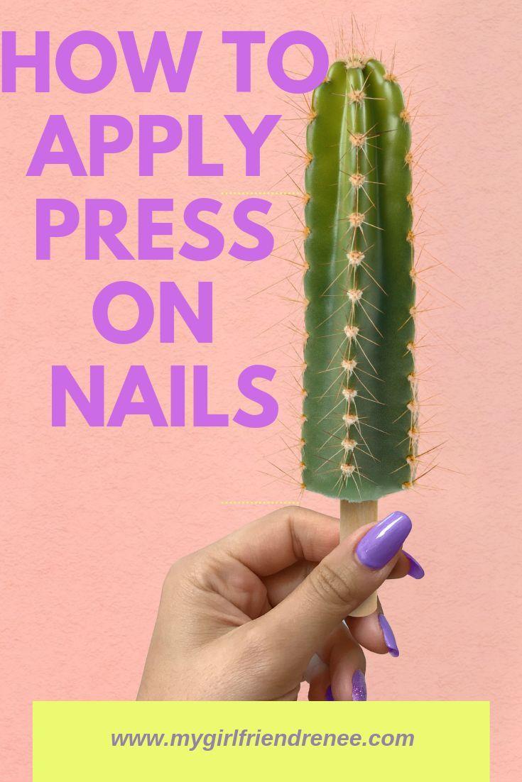 Beauty on a Budget- Press on nails