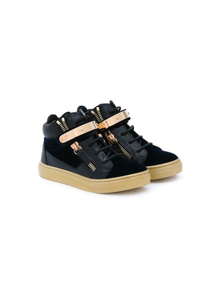 gevonden Giuseppe Junior 'Coby' High-Top-Sneakers (Overige kleuren)