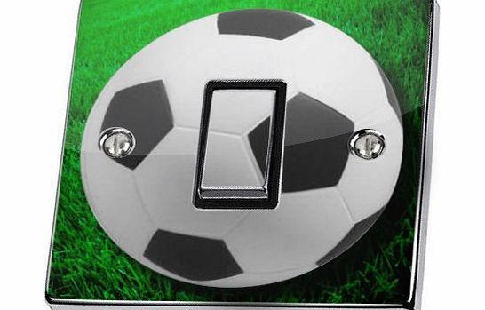 stika.co Football Light Switch Sticker green soccer game ball vinyl decal cover skin decal Football Light Switch Sticker (Single with Screw Holes) (Barcode EAN = 0304657432390). http://www.comparestoreprices.co.uk/football-equipment/stika-co-football-light-switch-sticker-green-soccer-game-ball-vinyl-decal-cover-skin-decal.asp