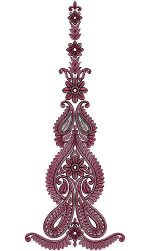 Kali Embroidery Design 13700